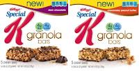 Special K Granola Bars
