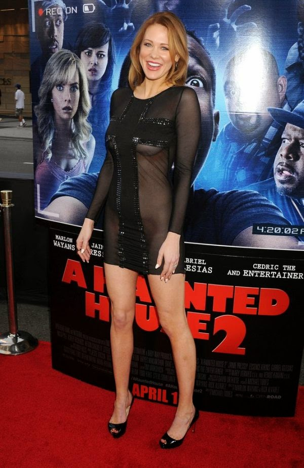Maitlan Ward - Went To A Movie Premiere Without Panties