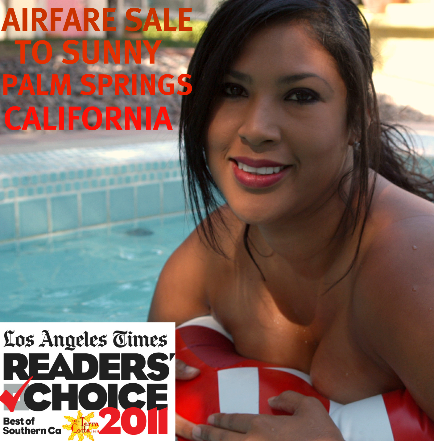 19 nudistfun.com  Spring into Savings with an American Airlines airfare sale to Terra Cotta Inn, Palm Springs, California