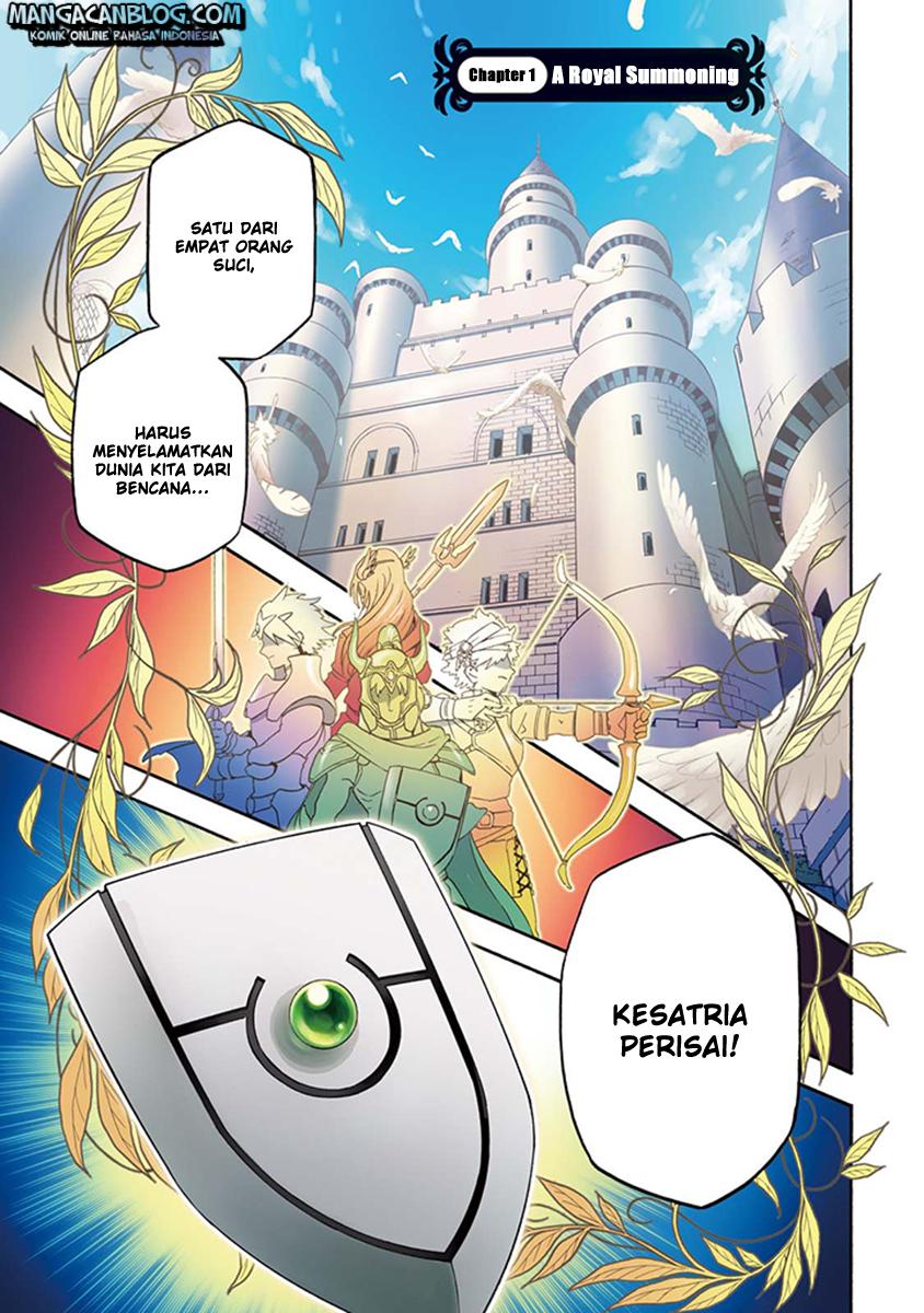 Dilarang COPAS - situs resmi www.mangacanblog.com - Komik tate no yuusha no nariagari 001 - A Royal Summoning 2 Indonesia tate no yuusha no nariagari 001 - A Royal Summoning Terbaru |Baca Manga Komik Indonesia|Mangacan