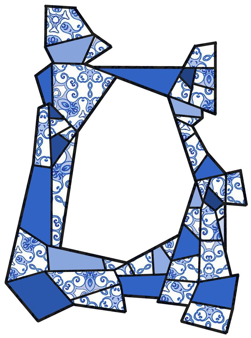 ArtbyJean - Frames: Twenty Four Crazy Pave frames. Part of a ...