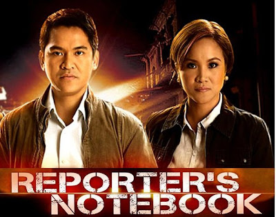 Reporters Notebook 22 Jan 2013 by GMA-7 | HapiTV.us | Watch Pinoy