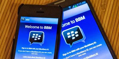 Download Aplikasi Resmi BBM Untuk Android