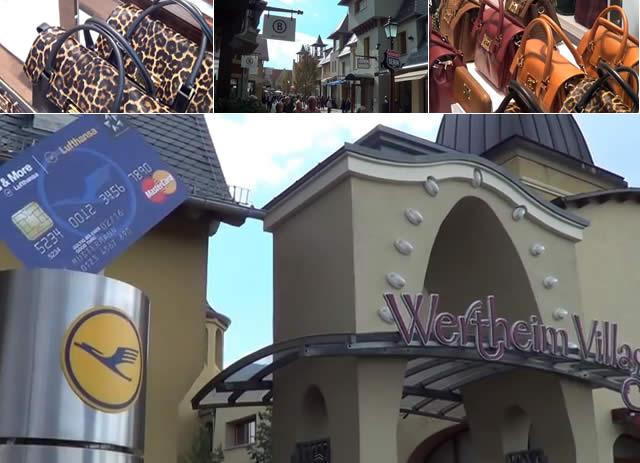 Wertheim Village Outlet - Chic de Luxo - Wertheim, Alemanha