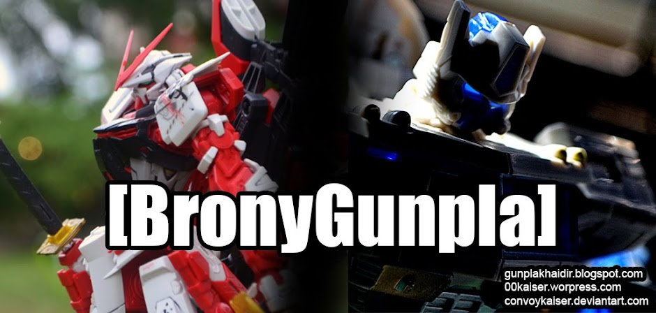 BronyGunpla