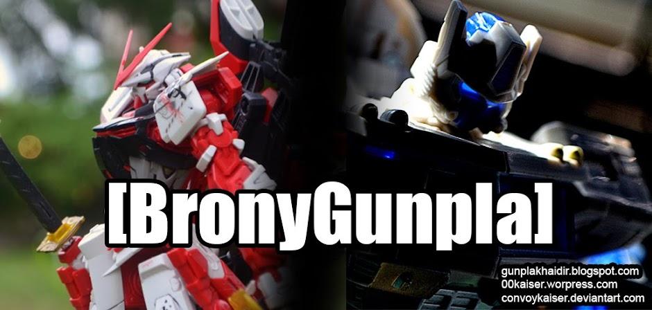 BronyGunpla