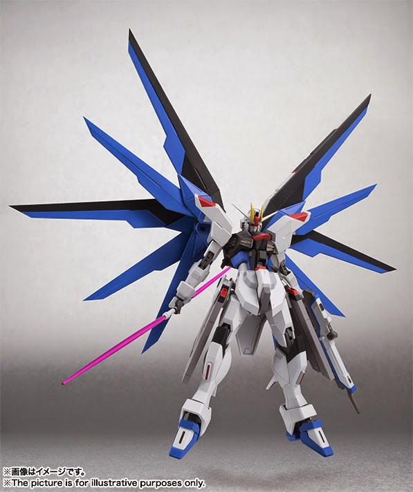 freedom gundam anime series