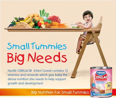 Free Nestle Cerelac Sample