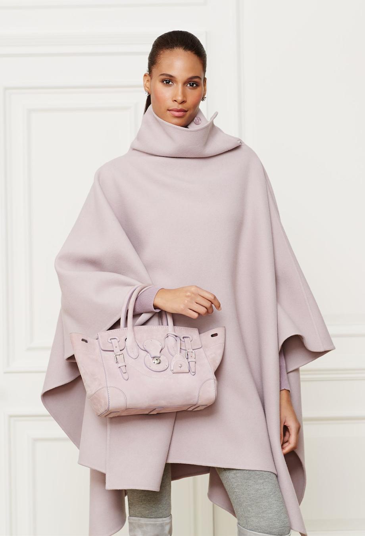 Ralph Lauren Soft Ricky 27 Handbag