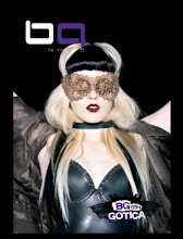 My Mask Hat In BG Magazine.