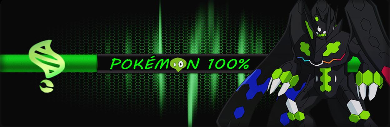 Pokémon 100%