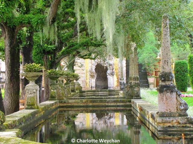 The Galloping Gardener Visions Of Venice At Vizcaya Florida