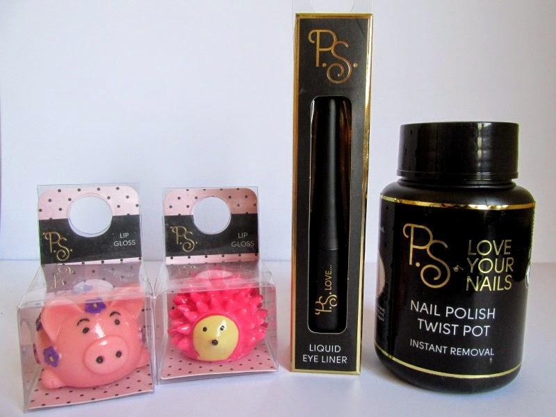 primark ps love beauty makeup haul