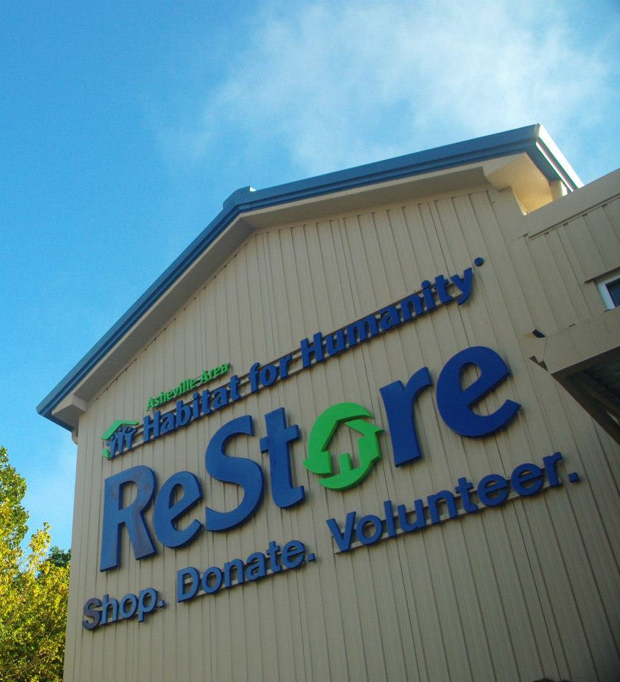 Habitat Restore Building Supplies