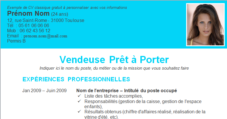 Modele rapport de stage vendeuse document online - Rapport de stage vendeuse pret a porter ...