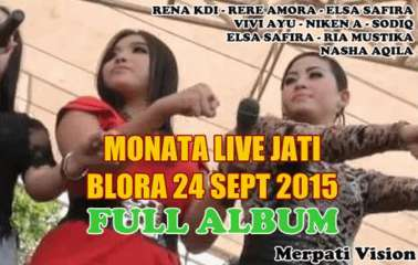 Download monata live Jati Blora 2015 Full Album mp3