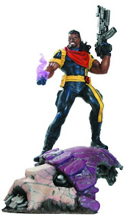 Bishop (Marvel Comics) Character Review - Statue Product