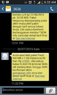 PROMO INTERNET!!! Paket Kampus Telkomsel