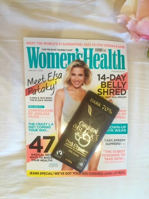 Womens Health, Benefits of Chocolate