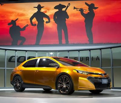 2014 Toyota Corolla-Redesign