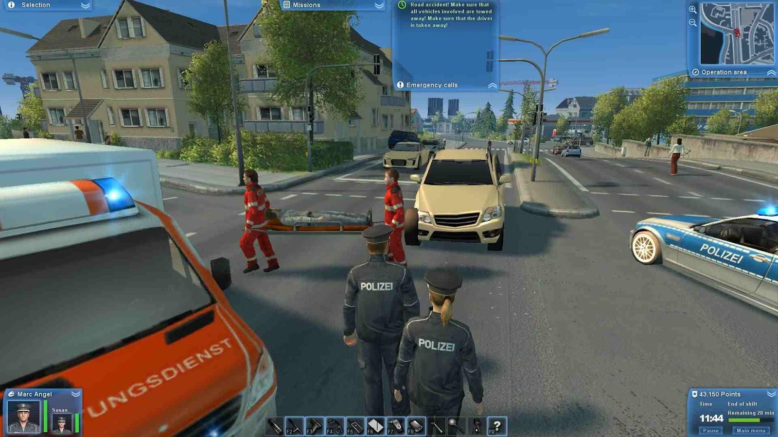 Police Force 2 PC Full Español