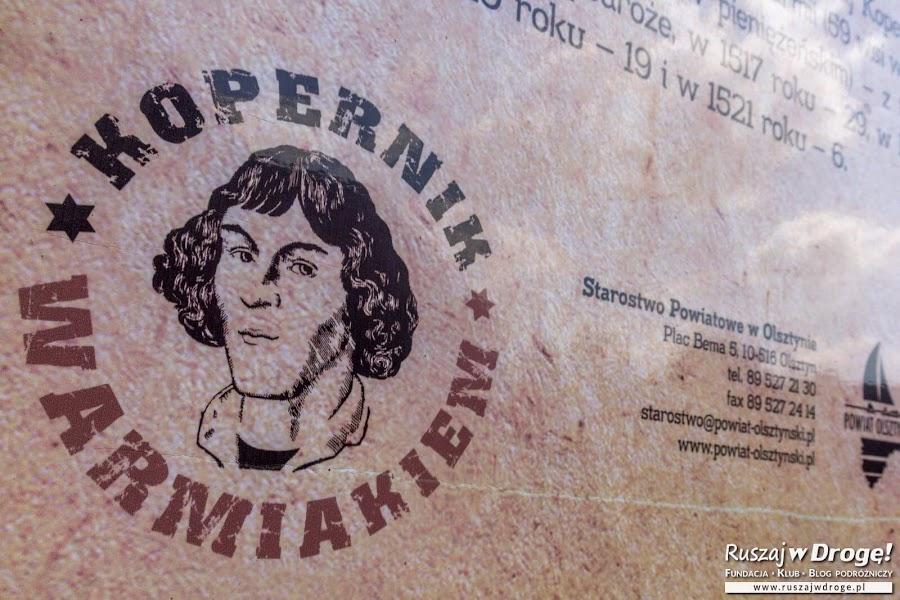 Kopernik Warmiakiem? Szlak Kopernikowski na Warmii