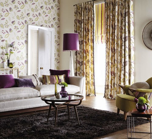 Jenis-jenis wallpaper pelapis dinding