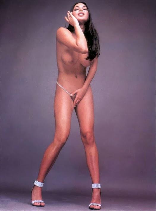 фото голая моран атиас