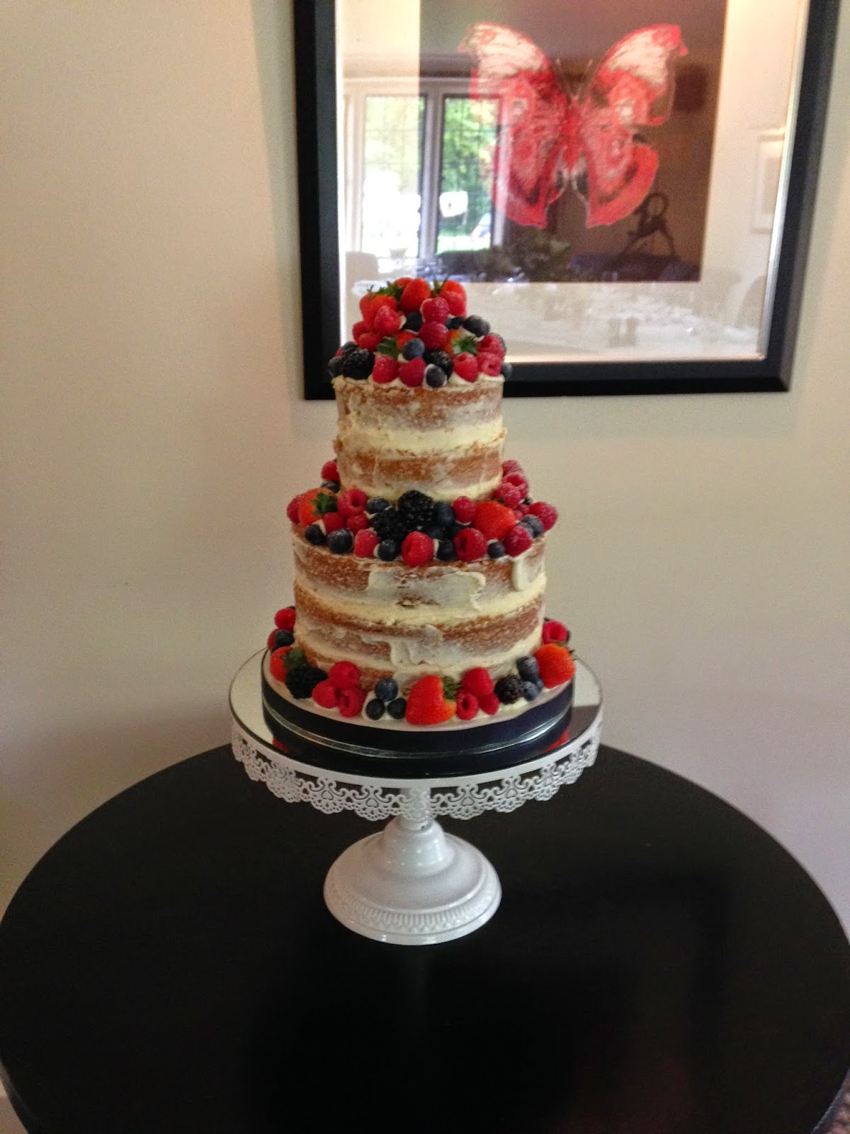 Mary Berry Wedding Cake