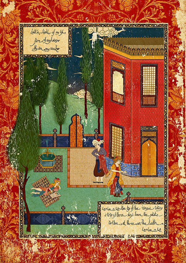 Murat Palta - Incarnated by Words - Lolita || #LibrosPOP - LasMilVidas