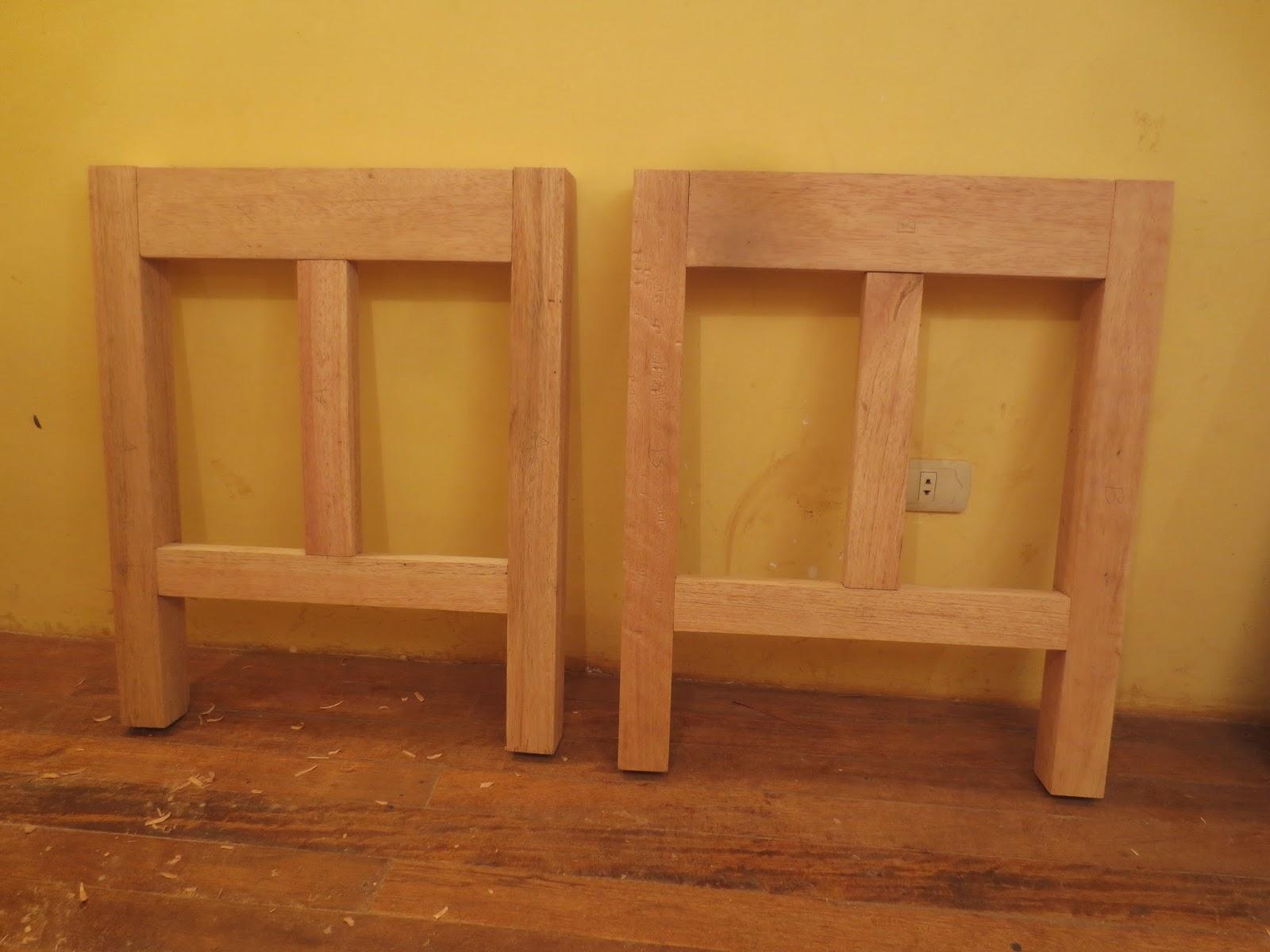 Decoraciones manualidades en madera como hacer una sierra for Tornillos para muebles