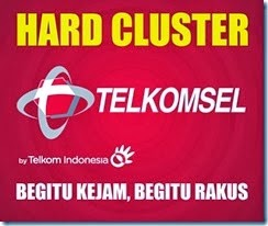 HARD CLUSTER TELKOMSEL