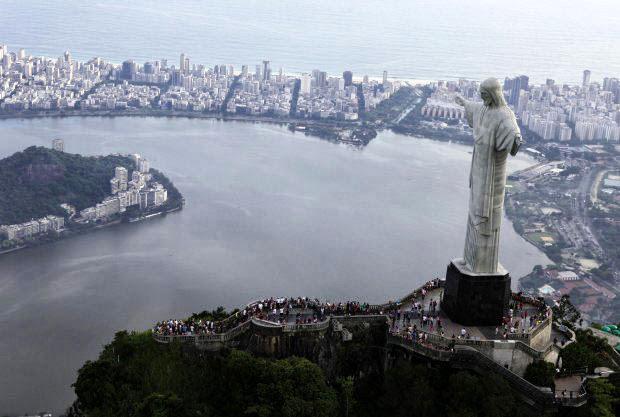 Turismo do Rio de Janeiro Cristo Redentor