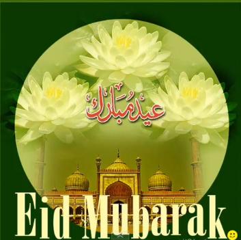 Eid Mubarak Eid