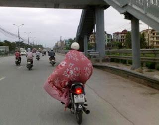 Những hình ảnh chỉ có ở Việt Nam (141)