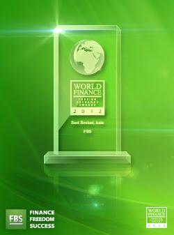 World finance forex awards