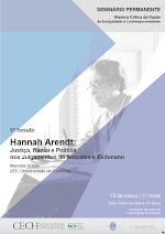 Hannah Arendt. Coimbra