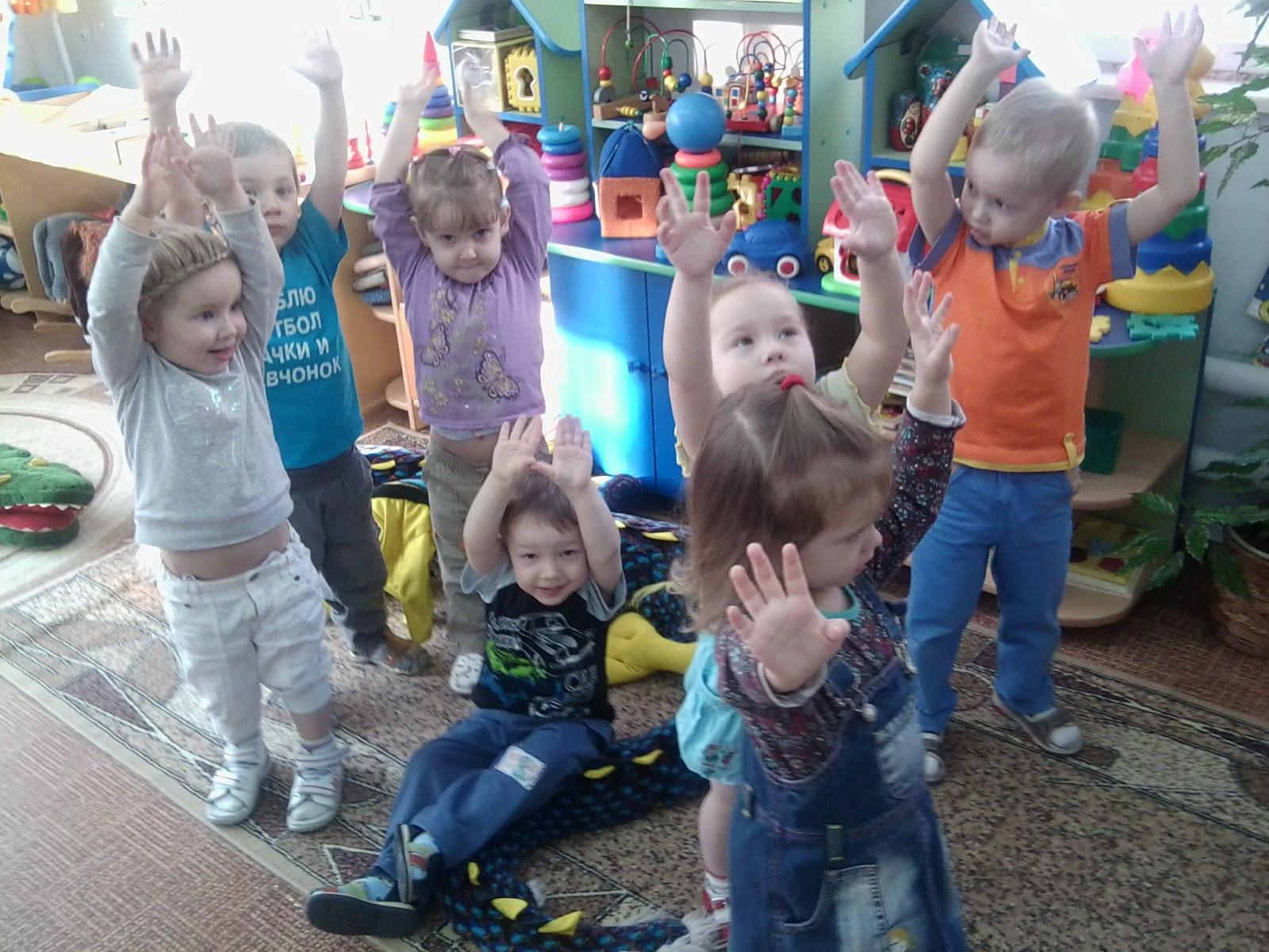 Фото ребенка 3-4 лет в детском саду