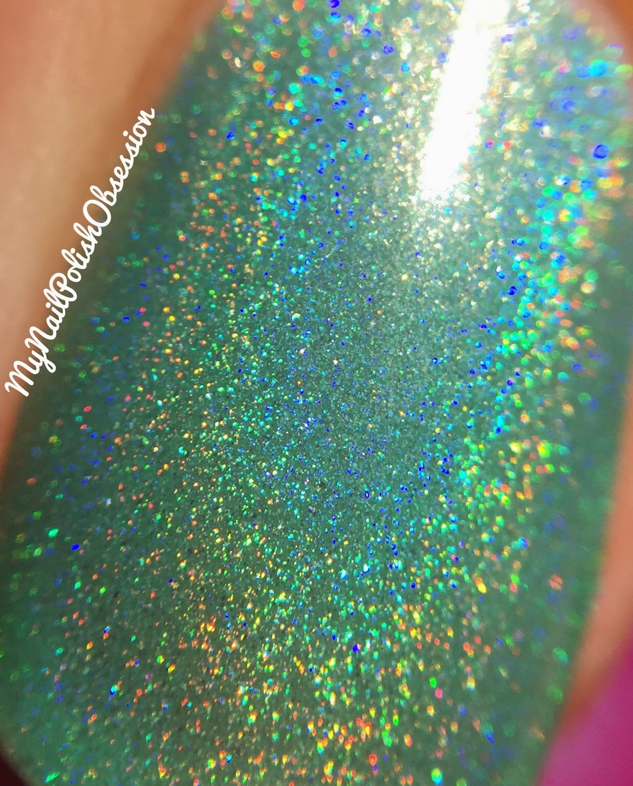 Cupcake Polish Sea Colored Glasses