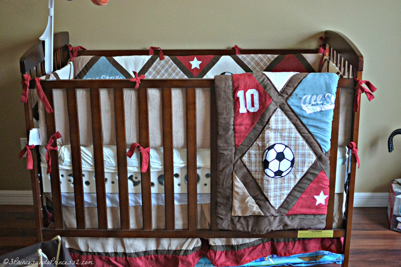 Baby Bedding #Giveaway