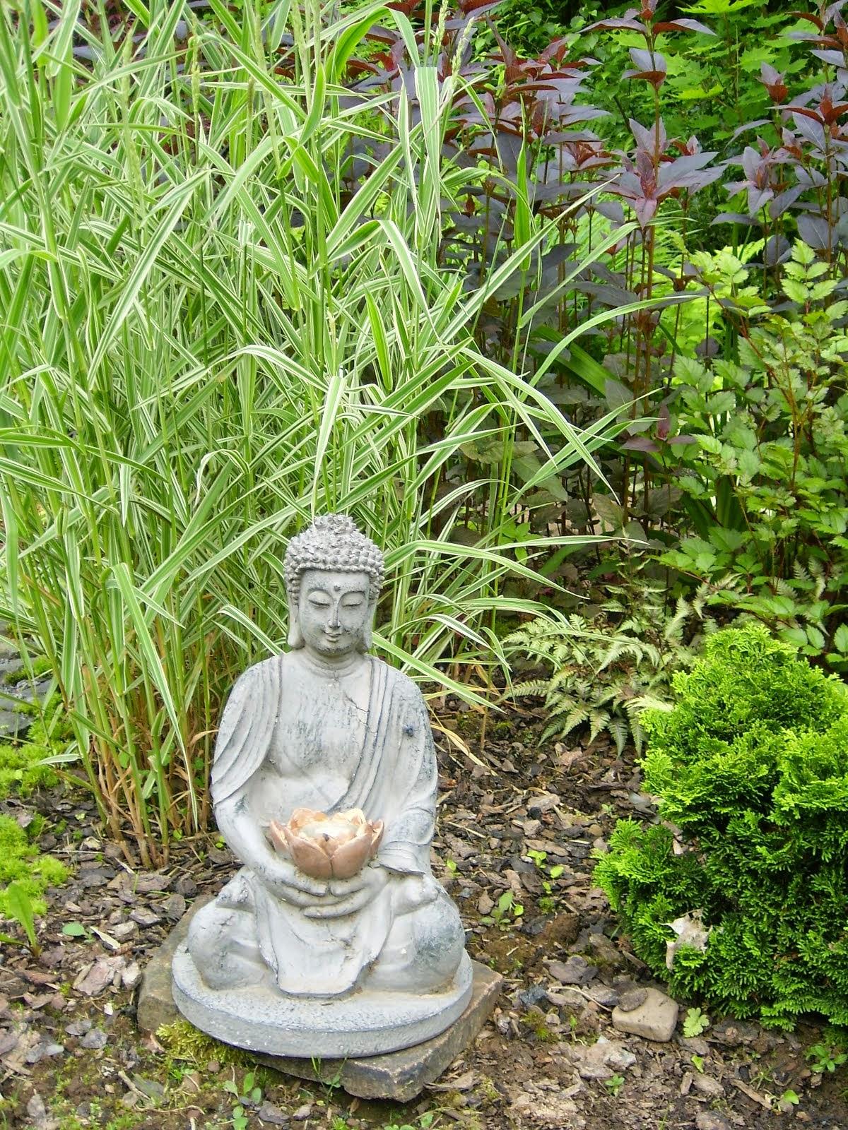 Ruhe finden im Garten