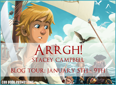 ARRGH! by Stacey Campbell Tour
