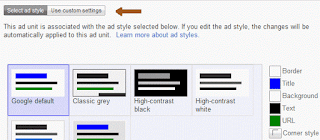 warna iklan adsense untuk mendapatkan banyak klik