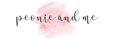 Peonie & Me...x