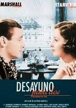 Desayuno para dos (1937 - Breakfast for Two)