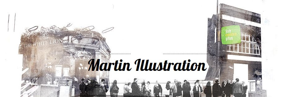 Martin Illustration Blog