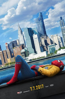 Spider-Man Homecoming 2017 Dual Audio Hindi Bluray 200Mb hevc