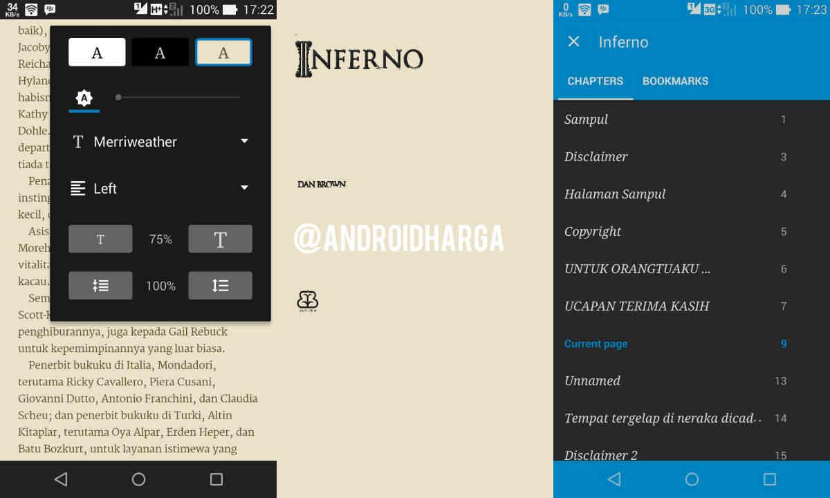Cara Membaca Majalah & Buku di Android di Aplikasi Google Play Books untuk ASUS Zenfone