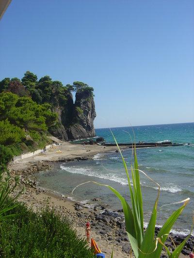 Yaliskari Corfu