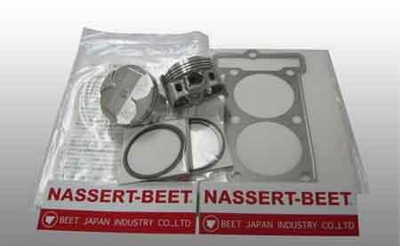 Bore Up 265cc Nassert Kit Ninja 250R